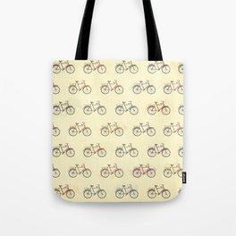 bicicletas Tote Bag