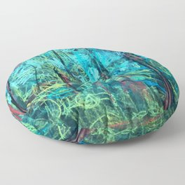 Dark Mode Collection Floor Pillow