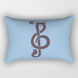 Musicat Rectangular Pillow