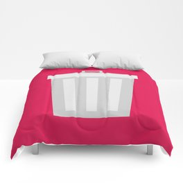 #57 Trashcan Comforters