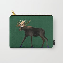 Moose in heels  Carry-All Pouch