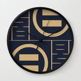 Ancient livery Wall Clock