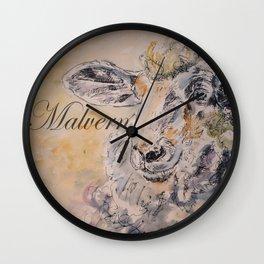 Malvern Lamb Wall Clock