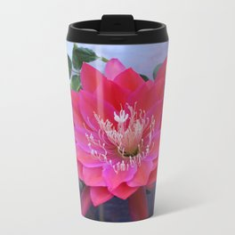 Roses Are White, Cactus is Rose... Travel Mug