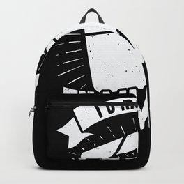 I'd Rather Be Filmmaking Film Director Gift Backpack