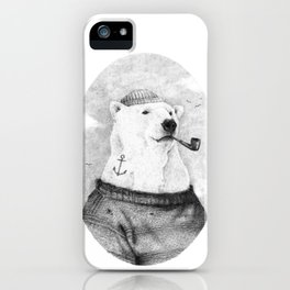 Onto the Shore iPhone Case