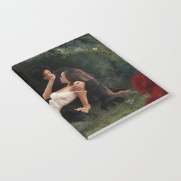 The Woods Are Lovely, Dark and Deep Notebook