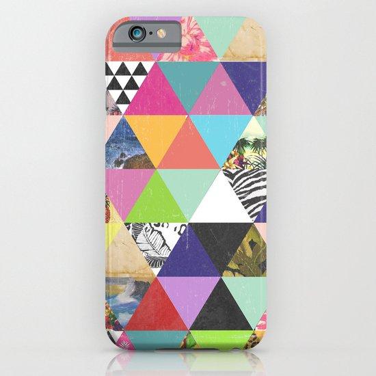 A bit of tropical geometry iPhone & iPod Case