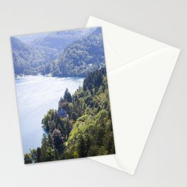 Slovenian Forrestation Stationery Cards