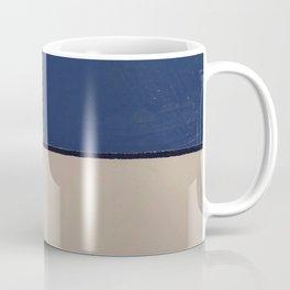 Toned Down Denim Coffee Mug