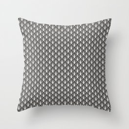 Beautiful Pattern #9 Shells Throw Pillow