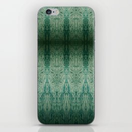 Green Room#2 iPhone Skin
