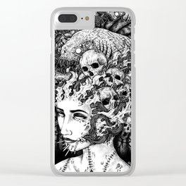 Reverie Clear iPhone Case