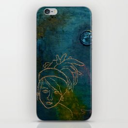 Dread Head iPhone Skin