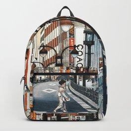 Tokyo Crossing Backpack