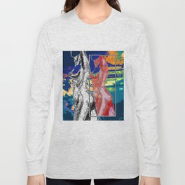"""""""Double Feature"""" Long Sleeve T-shirt"""