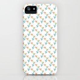 Birds Humming iPhone Case