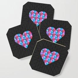 Heartbeat Coaster