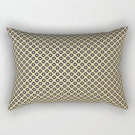 Dots pattern Rectangular Pillow
