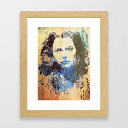 Divas - Hedy Lamarr Framed Art Print
