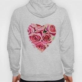 Romantic Roses Hoody