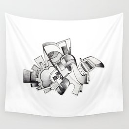 #20 – astratto Wall Tapestry