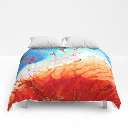 Pura Energia y Caos Comforters
