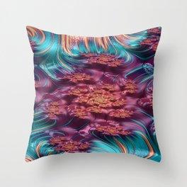 Spectroscopic Petulance 1 Throw Pillow