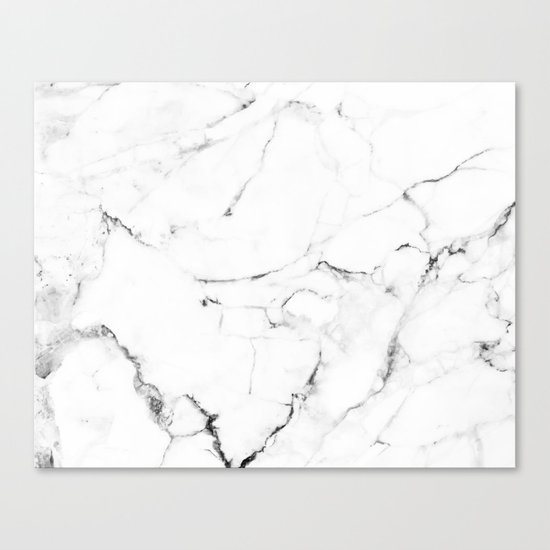 Marble Addiction #society6 #decor #buyart Canvas Print
