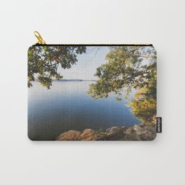 Morning on Lake Barkley Carry-All Pouch