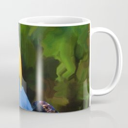 Eagle in Portrait Coffee Mug