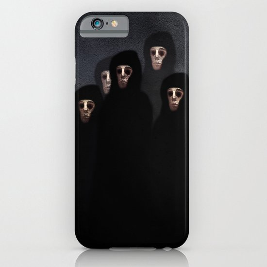 The meeting. iPhone & iPod Case