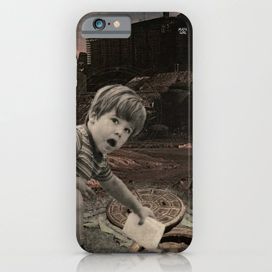 watch out for vandals iPhone & iPod Case