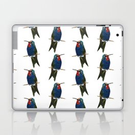 Blue-tufted Starthroat Laptop & iPad Skin