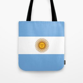 Flag of argentina -Argentine,Argentinian,Argentino,Buenos Aires,cordoba,Tago, Borges. Tote Bag