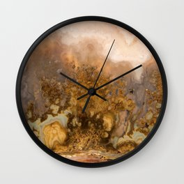 Idaho Gem Stone 12 Wall Clock