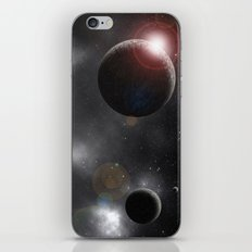 Space II iPhone & iPod Skin
