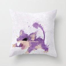 #019 Throw Pillow