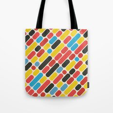Colorful Trend Pattern Tote Bag