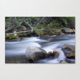 Rush creek Canvas Print