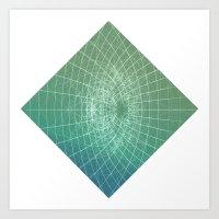 square Art Prints featuring square by Alessandro Spedicato