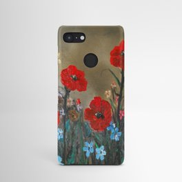 Impasto Poppy Love - Talins Poppy Love Android Case