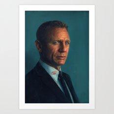 Bond Art Print