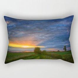 Wandering Souls Rectangular Pillow
