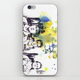 Ghostbusters Peter Venkman, Egon Spengler, Raymond Stantz iPhone Skin