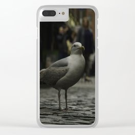 Not a flocking chance, Dublin Clear iPhone Case