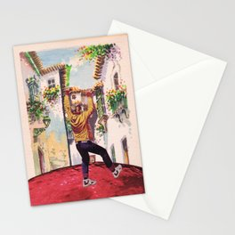 Hardy Moon Stationery Cards