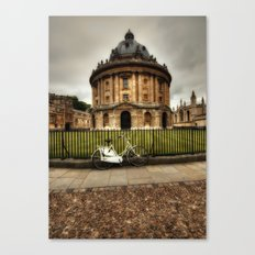 Radcliffe Camera, Oxford. Canvas Print