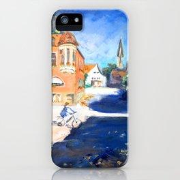 Vaihingen Rathaus iPhone Case