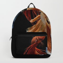 BEAUTIFUL BETA FISH Backpack